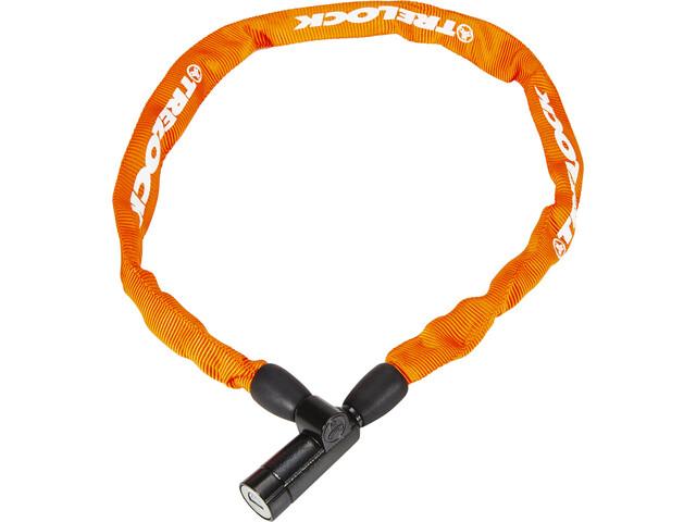 Trelock BC 115 Chain Lock 60 cm orange